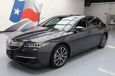 2015 Acura TLX  2015 ACURA TLX V6 TECHNOLOGY SUNROOF NAV HTD SEATS 4K #021581 Texas Direct Auto