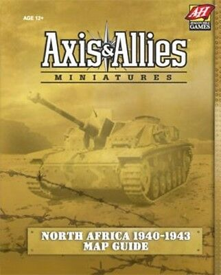 NORTH AFRICA 1940-1943 MAP GUIDE Axis&Allies miniatures