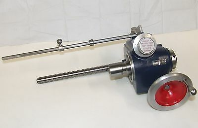 Ammco 4100 7700 Brake Lathe Infimatic Drum Feed Gearbox 7702