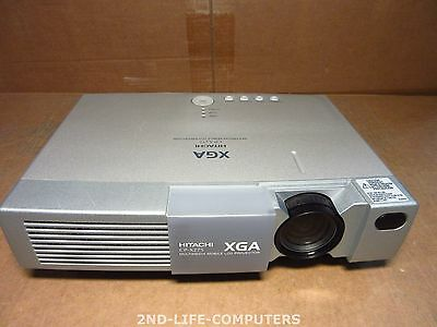 NO DISPLAY - HITACHI CP-X275WT 3LCD Beamer Projector 1200 Lumens EXCL REMOTE