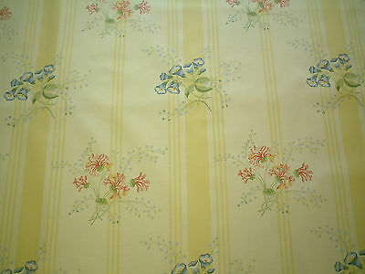 """Colefax & Fowler Fabric Mossop - Classic Cotton Chintz """"special Offer"""""""