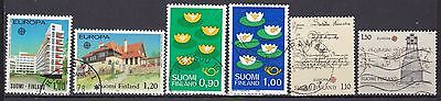 Finland Commemoratives (19D) Used