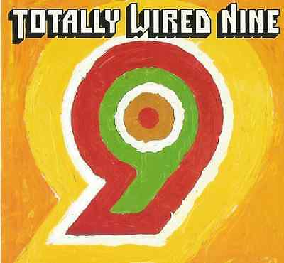 TOTALLY WIRED NINE compilation vinyl LP