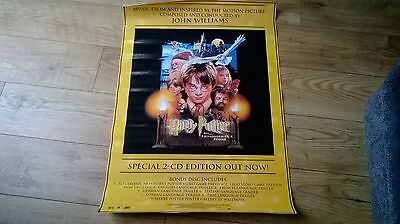 Harry Potter And The Philosophers Stone 24 X 33 Promo Shop Poster