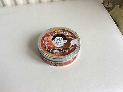 Crazy Aarons Thinking Putty 8 cm Tin Precious Metals Copper Silly putty