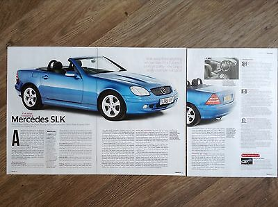 MERCEDES-BENZ SLK - Classic Buying Guide Article
