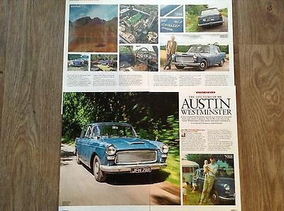 AUSTIN WESTMINSTER MkII - Classic Owner's Article
