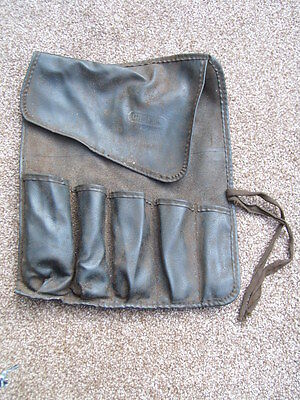 Old Vintage Tool Roll Classic Car
