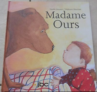 Madame Ours
