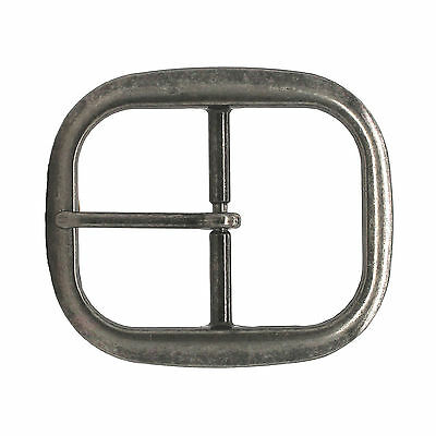 """3.2 cm Antique Nickel Finish/"""" Tandy Leather 1642-21 Napa Buckle 1-1//4/"""""""