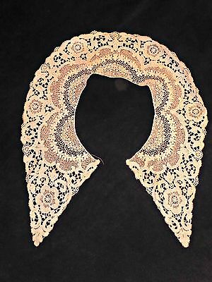 Antique Vintage 20S 30S Lace Collar
