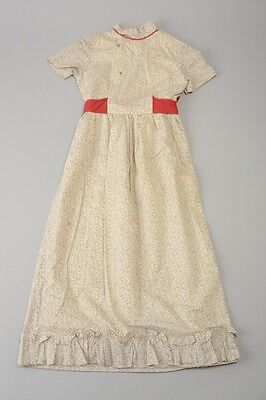 Young Girl's 1970s' Laura Ashley/Liberty Print Cotton Bridesmaids/Maxi Dress.PCM