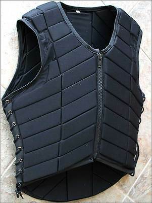Cpv112 Hilason Adult Safety Equestrian Eventing Protective Protection Vest Xxl