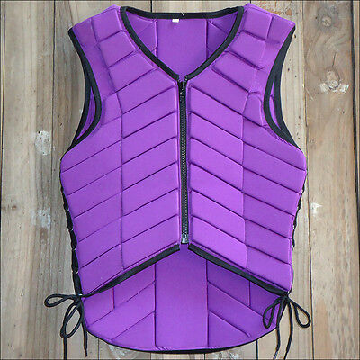 Cpv113 Hilason Adult Safety Equestrian Eventing Protective Protection Vest Sml