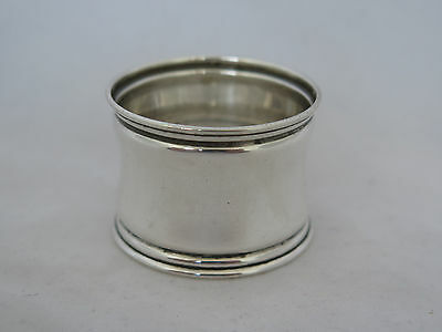 Antique Watrous Sterling Napkin Ring