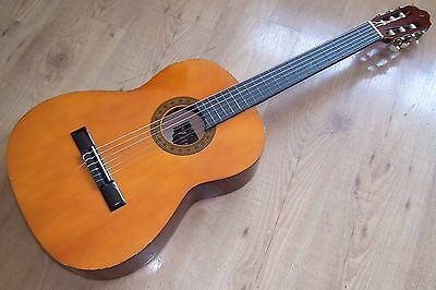 Vintage Valencia Full Size Nylon String Classical Acoustic Guitar