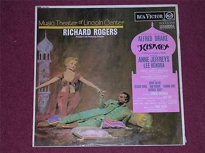 KISMET - Original Cast From Music Theater of Lincoln Center NY - RCA - 1966
