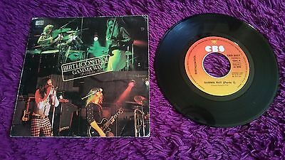 "Birth Control ‎– Gamma Ray (Partes 1 y 2) ,  Vinyl, 7"", 1975 , Spain , CBS 3327"