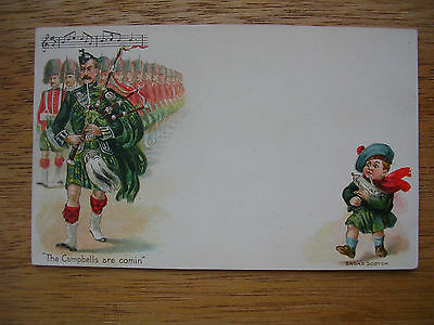Perth, Campbell's Dye Works Advertising Card
