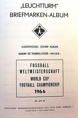 FUßBALL WM SOCCER FOOTBALL WORLD CUP 1966 Collection Sammlung Wembley England