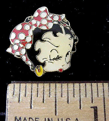 Betty Boop Adjustable Ring KFS GCI