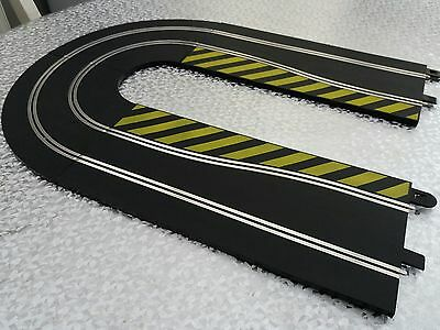 SCALEXTRIC Hairpin & Sideswipe Track