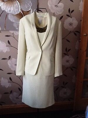Luis Civit Mother Of The Bride / Formal 2 Piece  Outfit  size 10  ♡ ♡  ♡
