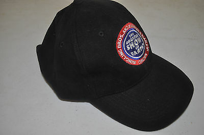 Ringling Bros and Barnum & Bailey Circus Worker Animal crew Hat with Logo