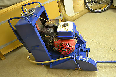 Petrol floor saw honda engine
