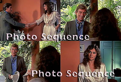 UNDER the VOLCANO Anthony Andrews Jacqueline Bisset PHOTO Sequence #01