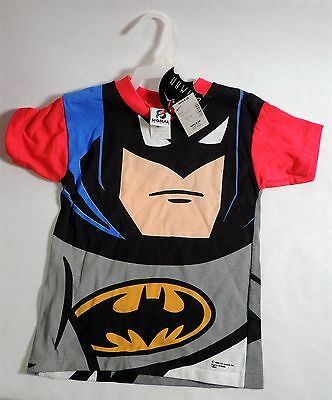 B607. BATMAN the Animated Series Children's T-Shirt Size 7 with Tags (1993) [