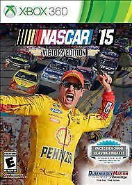 Xbox 360 Nascar 15 Victory Edition Brand New Video Game