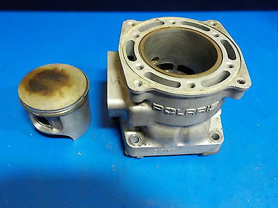 Polaris 700 Rmk Cylinder 5131824 Used/ Piston, Has Been Sleeved, Good Used