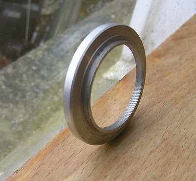 41mm to 52mm filter step up  ring  used  (for 5cm summarit )
