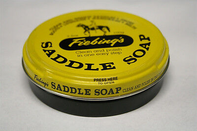 Fiebing's Saddle Soap Leather Conditioner 3.5 oz