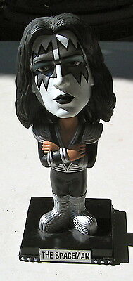 Kiss Ace Frehley The Spaceman Wacky Wobbler By Funko