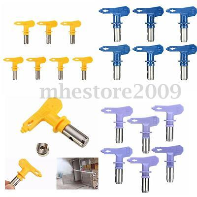 HOT 2/3/4/5/6 Series Airless Spray Gun Tip For Titan Wagner Paint Sprayer