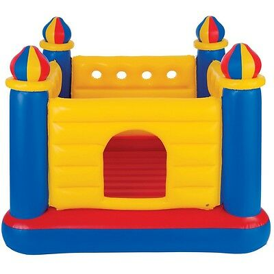 Intex 48259NP Bouncey Castle Knight Castle Castle bouncer inflatable Trampoline