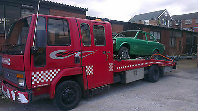 Recovery Vehicle MOT Exemption Form