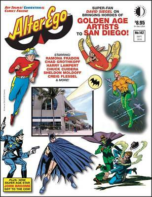 Alter Ego Magazine #142 (Twomorrows)