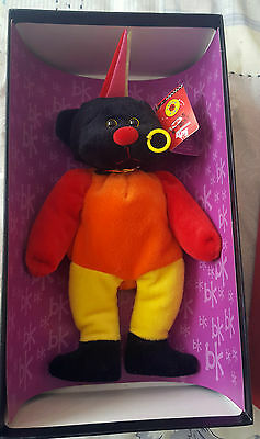 BEANIE KID Sammy the Punk Bear BK 645 Mint With Mint Tag and box
