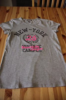 Beau t shirt la redoute baltimore taille 16 ans nickel