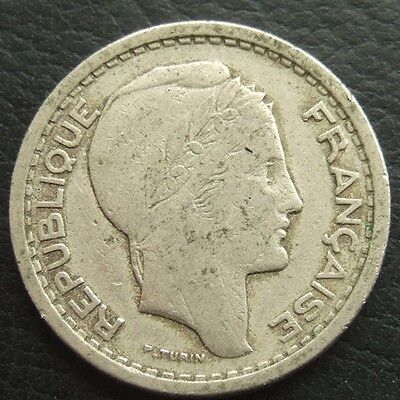 ALGERIA 20 FRANCS 1956 : FRENCH COLONIAL COINAGE : ALGERIE : SCARCE COIN ...t25