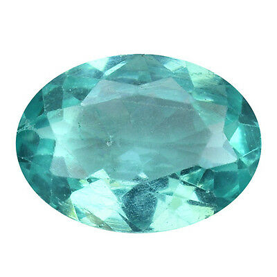 0.68Ct ASTONISHING TOP FIRE 100% NATURAL PARAIBA NEON BLUE APATITE GEM