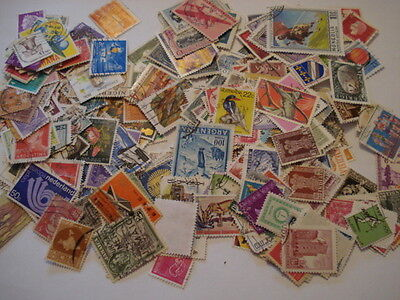 World Stamps 90grams (1500+ Stamps)