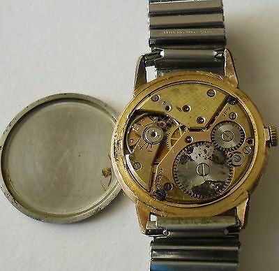 Unitas 6450 Movement Good Balance Vintage Unitas Repair Parts Reparar Piezas