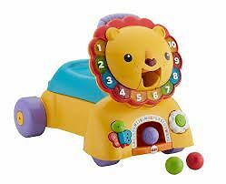 Fisher Price 3-in-1 Sit Stride & Ride Lion