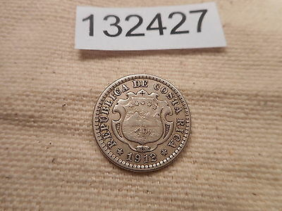 1912 Costa Rica - Early 20th Century Collector Album Coin - # 132427