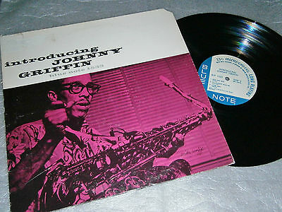 JOHNNY GRIFFIN - Introducing  Blue Note USA