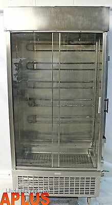 Old Hickory Electric Rotisserie 7 Spit Model